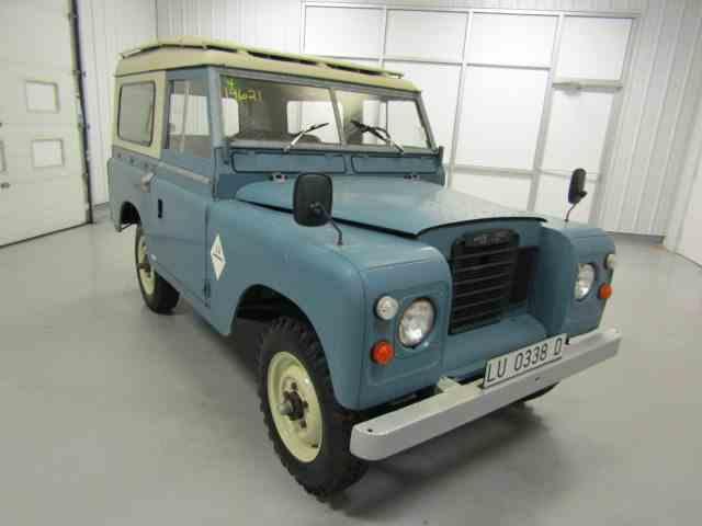 1977 Land Rover Santana | 1003168
