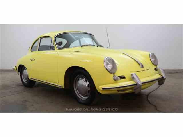 1964 Porsche 356C | 1000317