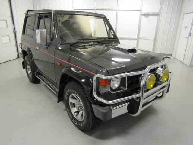 1989 Mitsubishi Pajero | 1003173