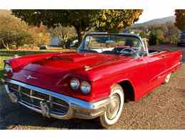 1960 Ford Thunderbird for Sale - CC-1003177