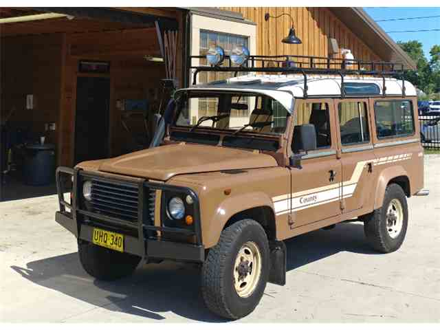 1985 Land Rover Defender | 1003181
