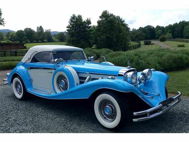 1936 Mercedes-Benz 540K | 1003198