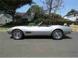 1968 Chevrolet Corvette for Sale - CC-1003206