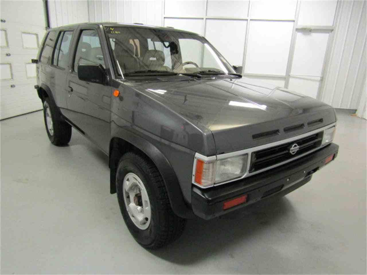 1991 Nissan Pathfinder for Sale - CC-1003207