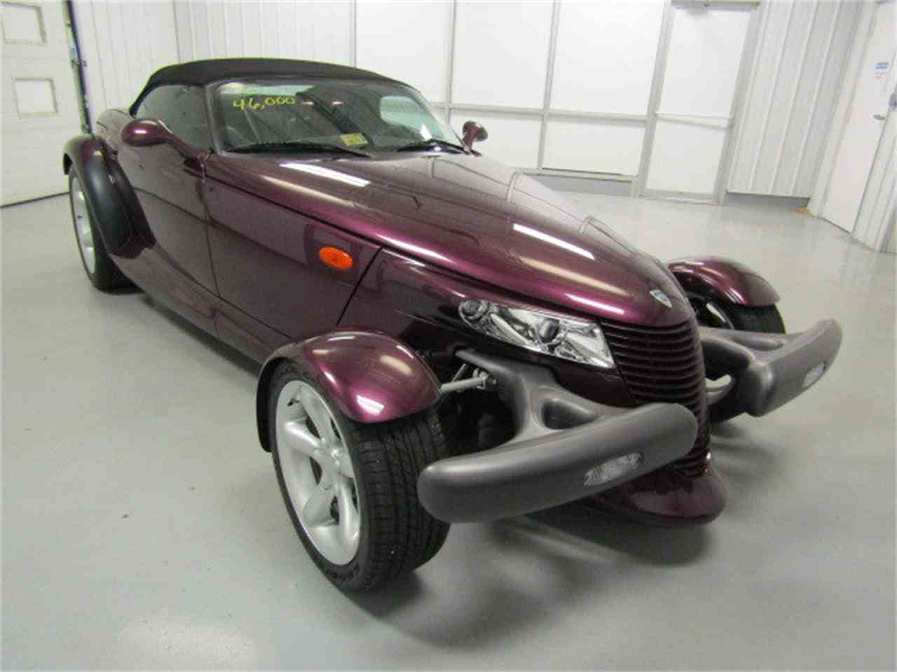 1999 Plymouth Prowler for Sale - CC-1003210