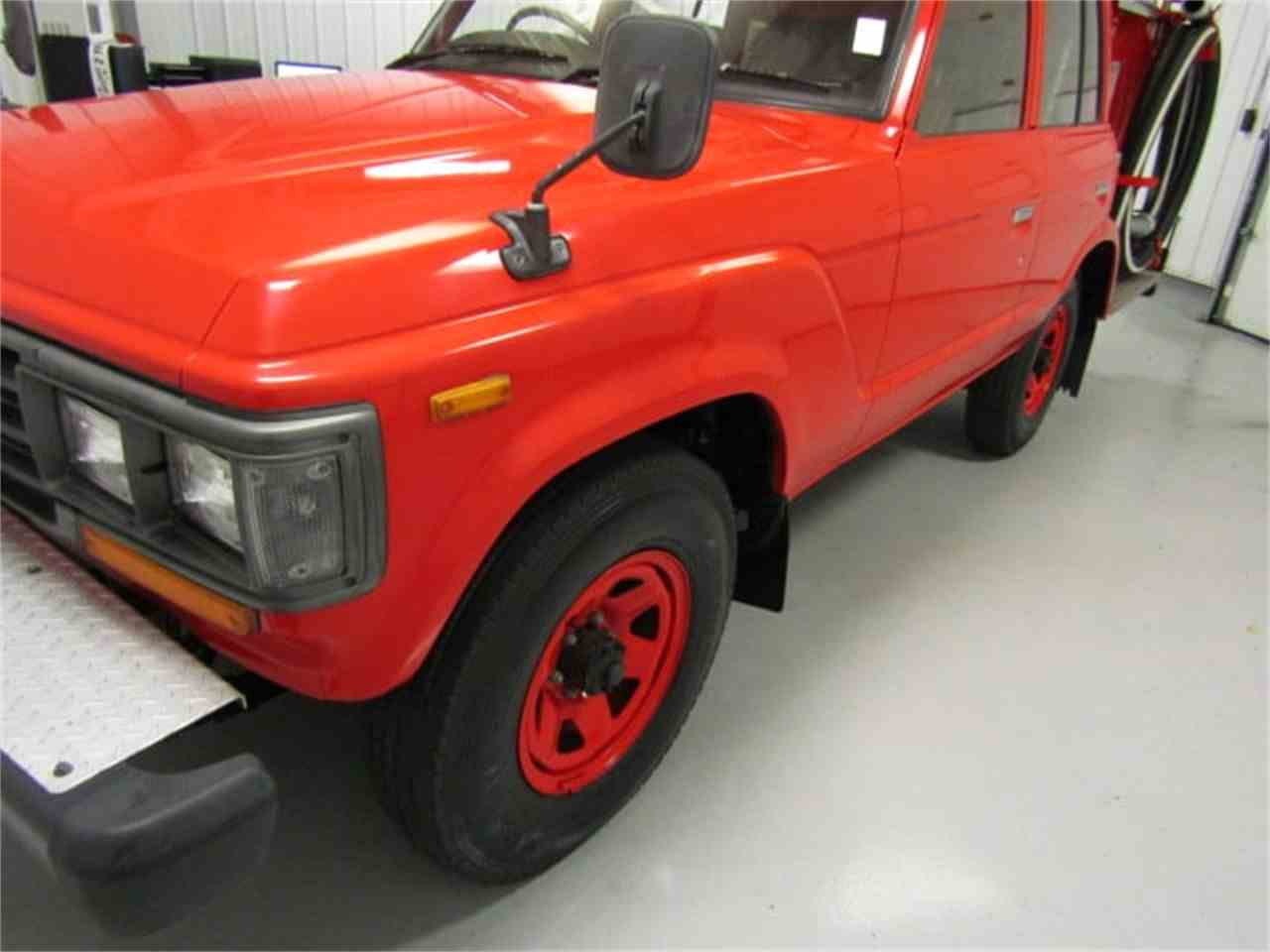 Large Picture of '89 Land Cruiser FJ - LI36