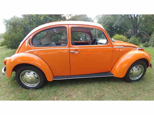 Classic Volkswagen Super Beetle For Sale On Classiccars Com