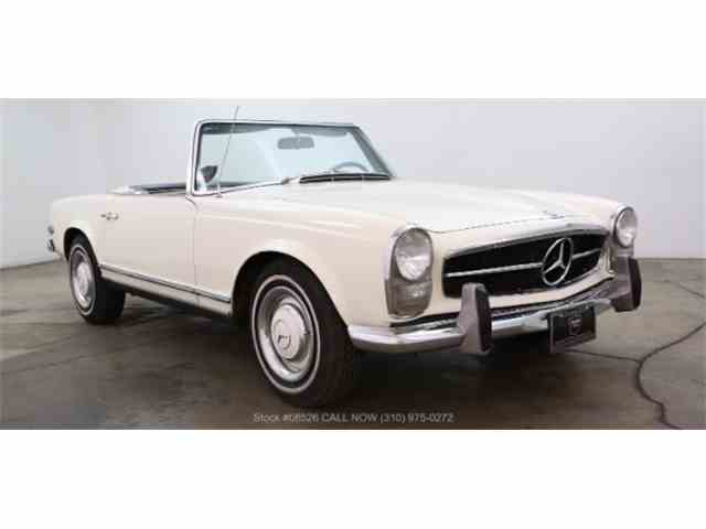 1968 Mercedes-Benz 250SL | 1000323