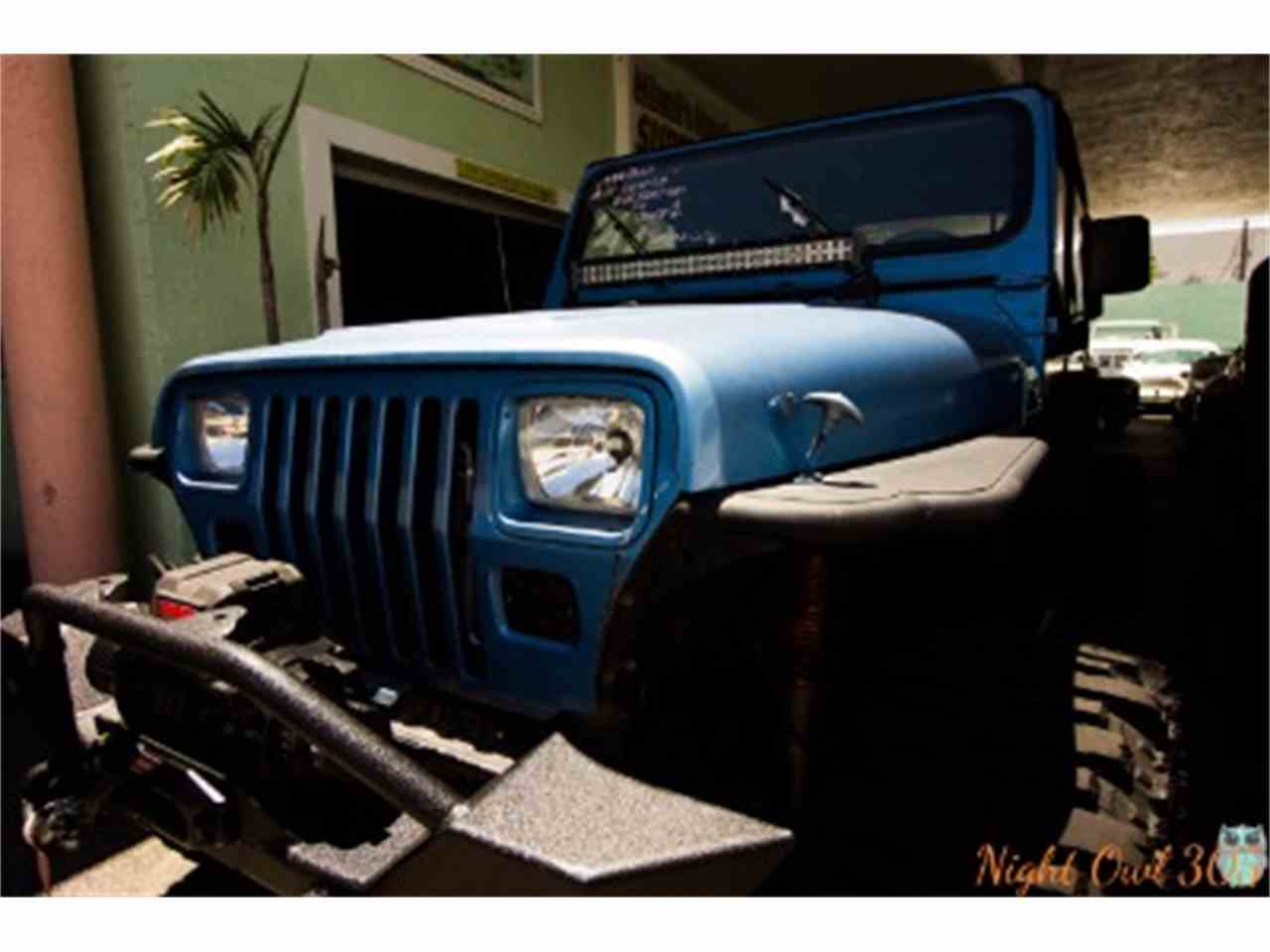 1985 Jeep Wrangler for Sale - CC-1003242