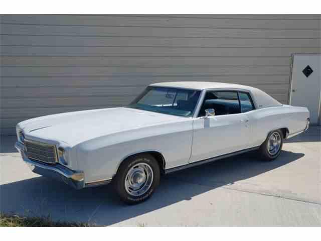 1970 Chevrolet Monte Carlo | 1003248