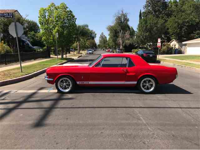 1966 Ford Mustang | 1003251