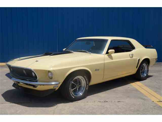 1969 Ford Mustang | 1003253