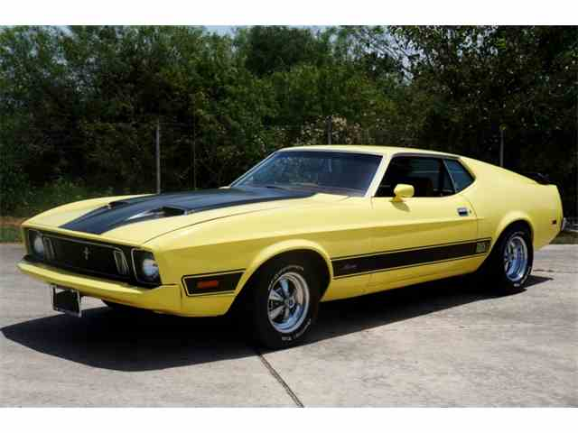 1973 Ford Mustang | 1003255