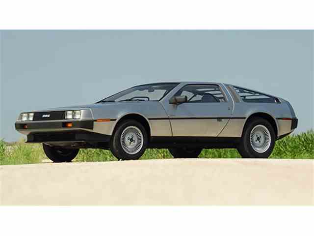 1982 DeLorean DMC-12 | 1003256