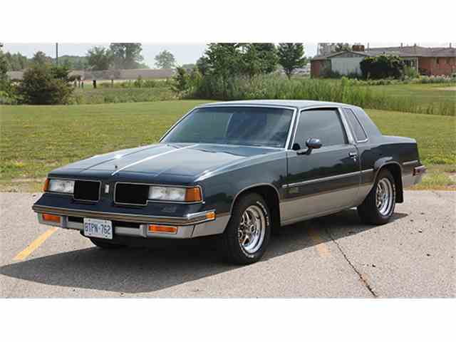 1987 Oldsmobile Cutlass | 1003258