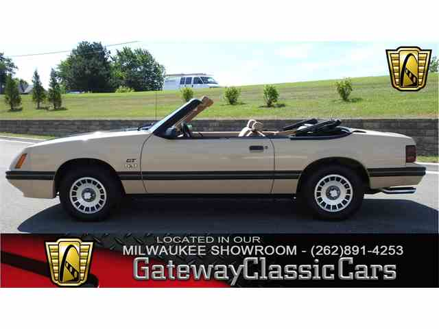 Picture of '84 Ford Mustang - LI4C