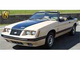 1984 Ford Mustang for Sale - CC-1003260