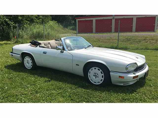 1996 Jaguar XJS | 1003265