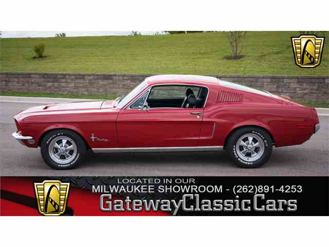 1968 Ford Mustang | 1003269