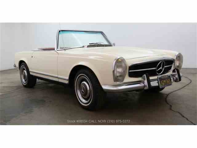1964 Mercedes-Benz 230SL | 1000327