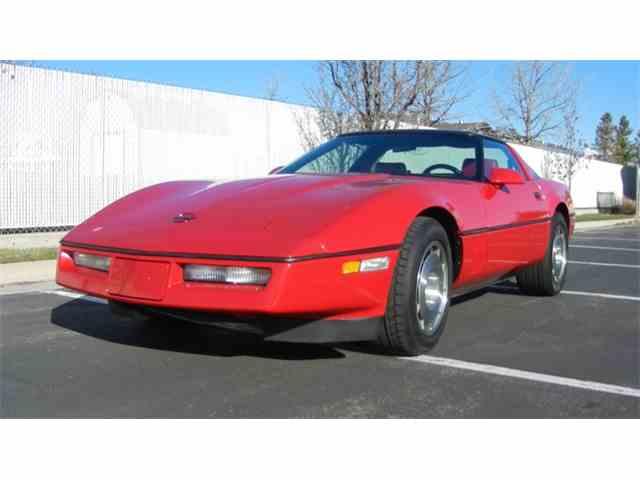 1986 Chervolet Corvette Z51 | 1003270
