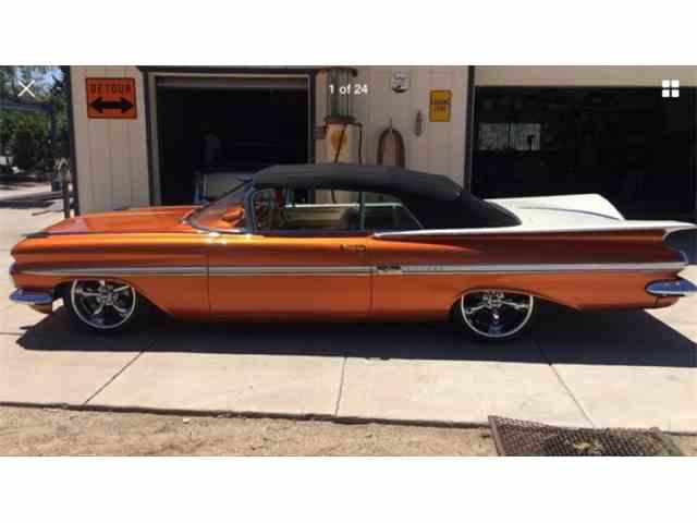 1959 Chevrolet Impala | 1003272