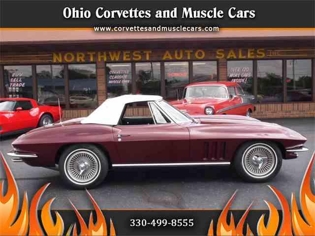 1966 Chevrolet Corvette | 1003275