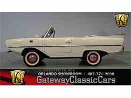 1967 Amphicar 770 for Sale - CC-1003287