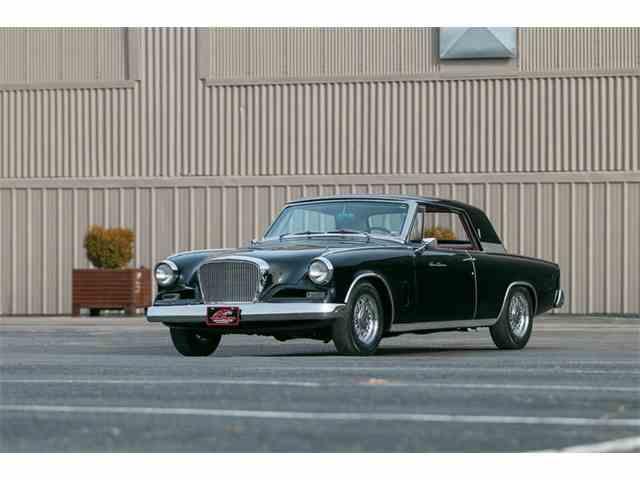 1962 Studebaker Gran Turismo | 1003288