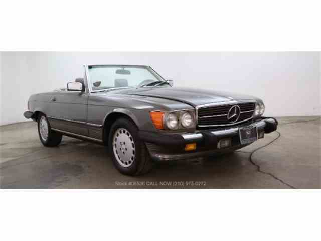 1988 Mercedes-Benz 560SL | 1000329