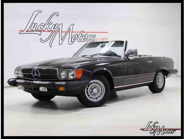 1985 Mercedes-Benz 380 | 1003304