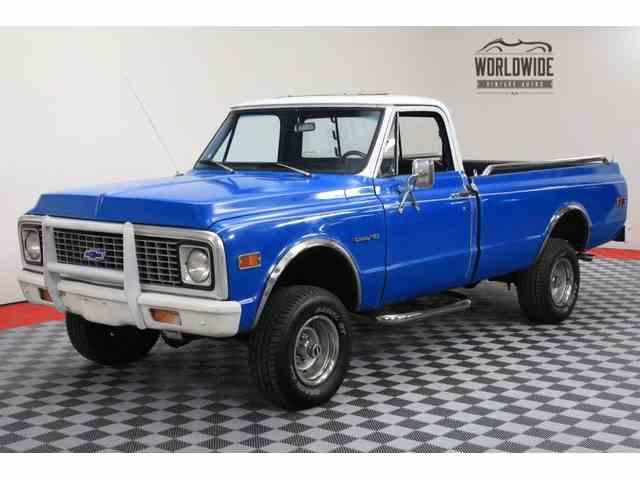 1971 Chevrolet K-10 | 1003308