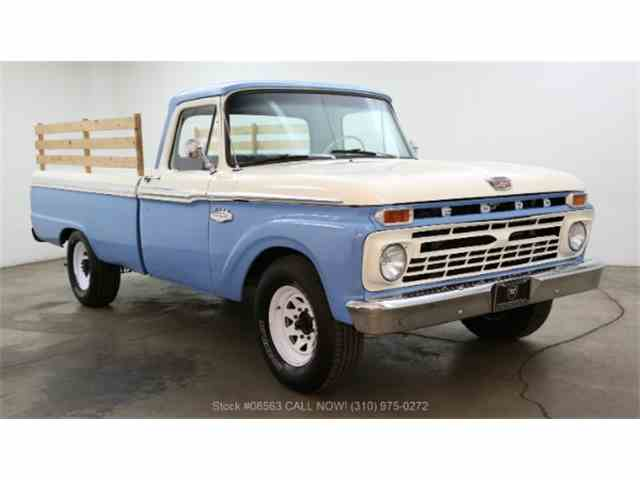 1966 Ford F250 | 1000331