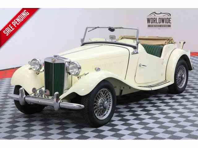 1953 MG TD | 1003312