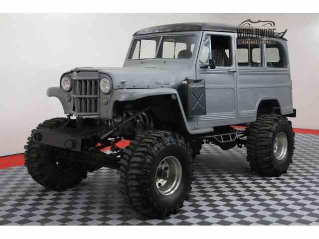 1954 Willys Wagoneer | 1003315