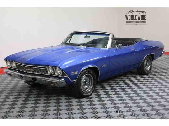 1968 Chevrolet Chevelle | 1003318