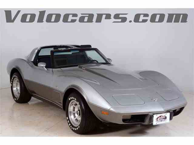 1978 Chevrolet Corvette 25TH Anniversary | 1003327