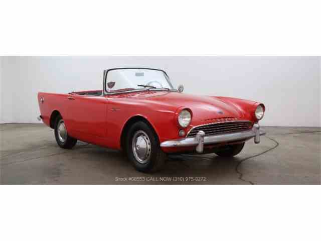 1960 Sunbeam Alpine | 1003341
