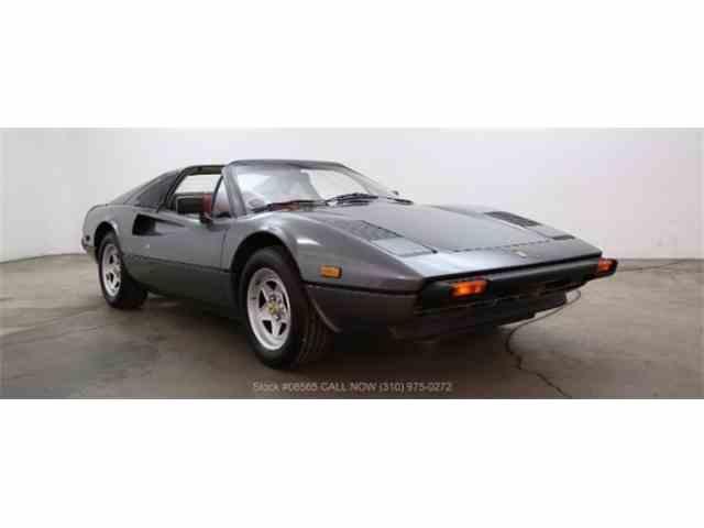 1982 Ferrari 308 GTSI   1003344