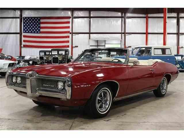 1969 Pontiac LeMans   1003350