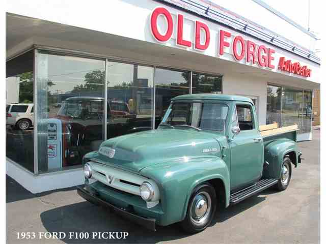 1953 Ford F100 | 1003352