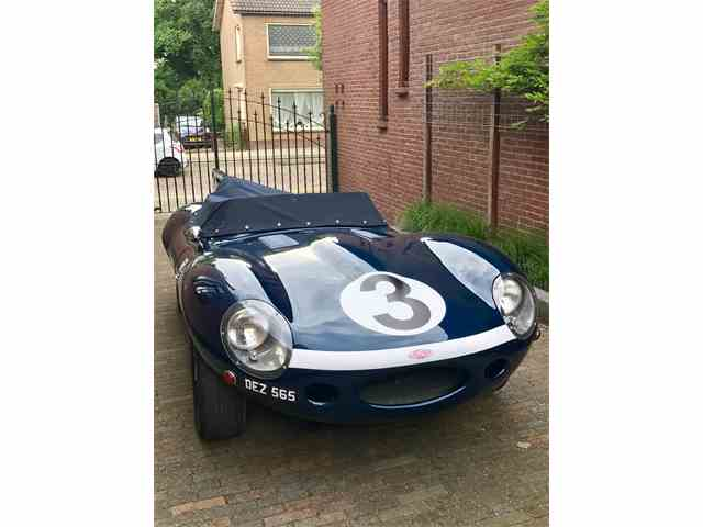 1976 Jaguar D-Type Replica | 1003358