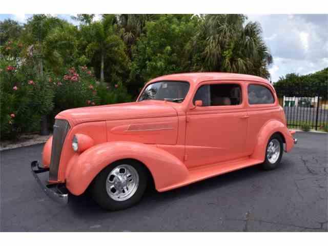 1937 Chevrolet 2-Dr Sedan | 1000336