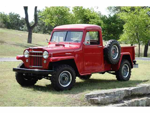 1956 Willys Pickup | 1003361