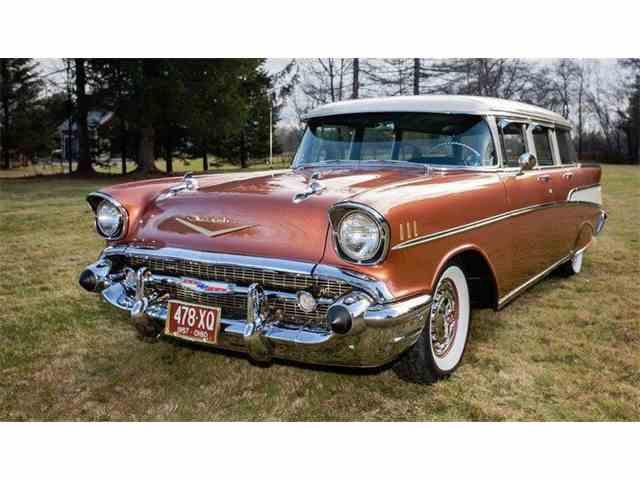 1957 Chevrolet Bel Air | 1003369