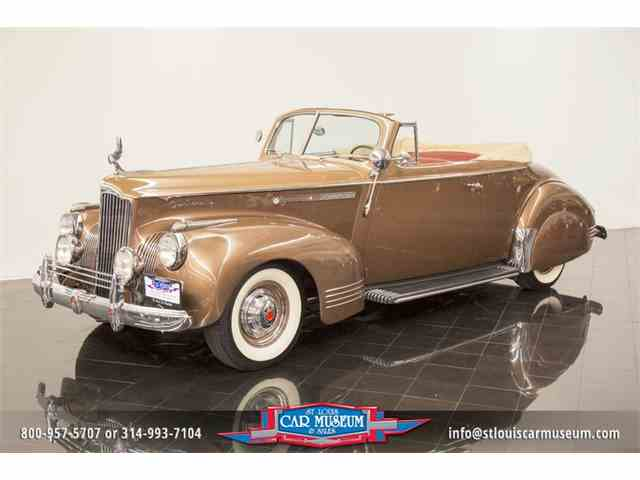 1941 Packard One-Twenty 1901 Convertible Coupe | 1000337