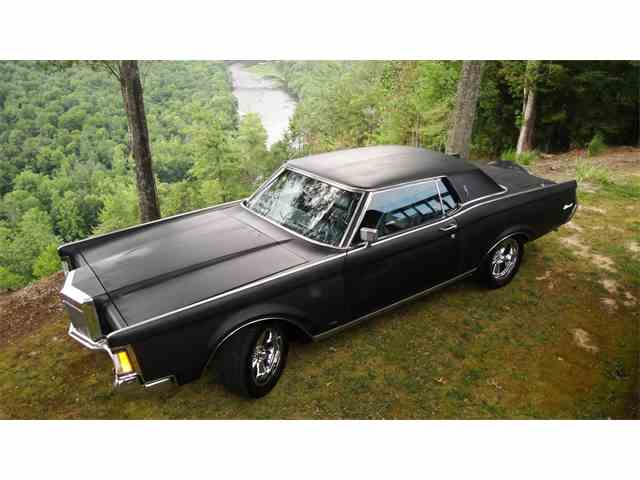 1971 Lincoln Continental Mark III | 1003370