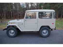 Picture of '72 Land Cruiser FJ located in Vermont - $52,500.00 Offered by Essex Motorsport LLC - LI7I
