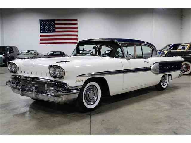 1958 Pontiac Star Chief | 1000338