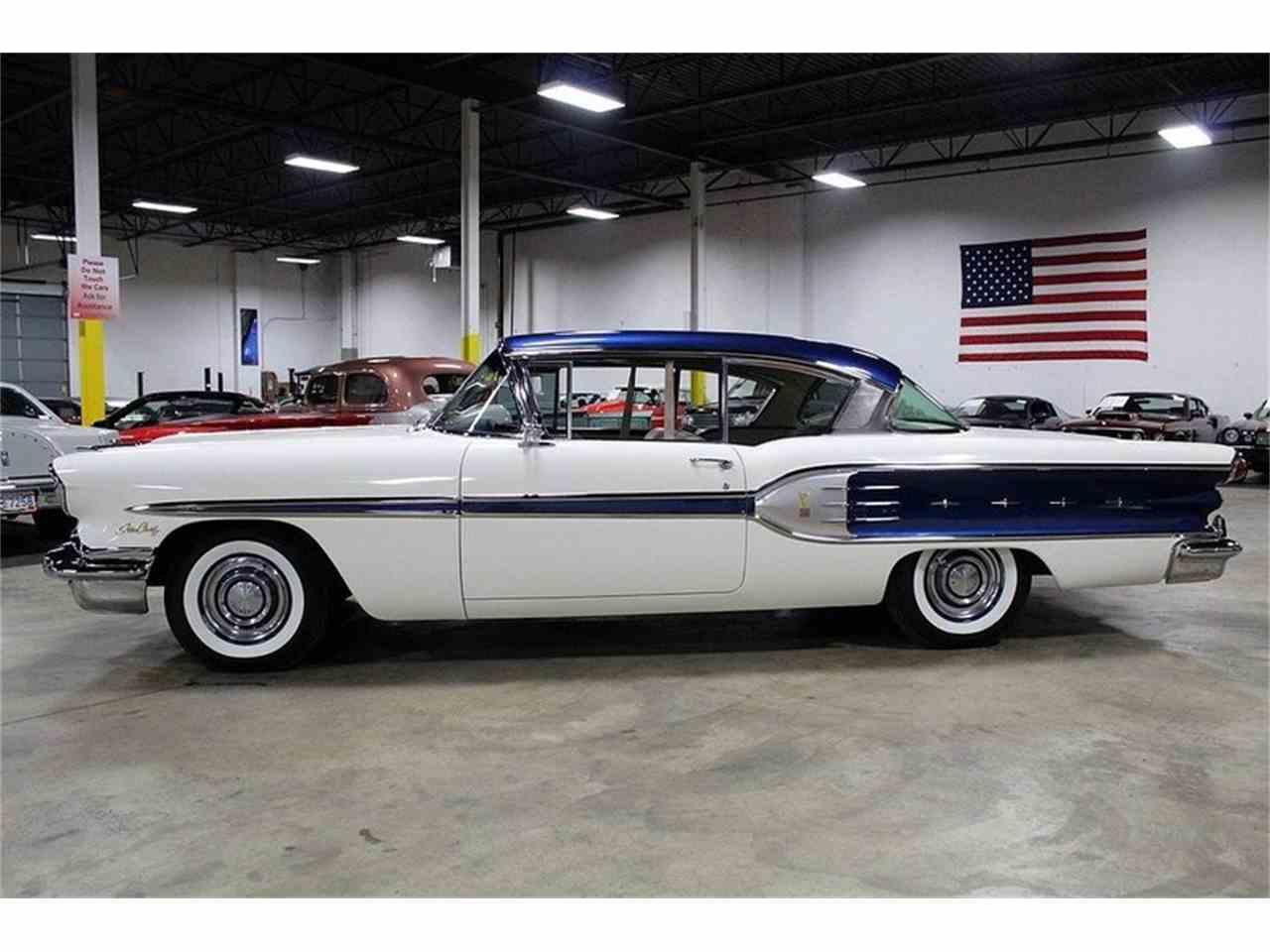 Pics photos 1958 pontiac for sale - 1958 Pontiac Star Chief For Sale Cc 1000338